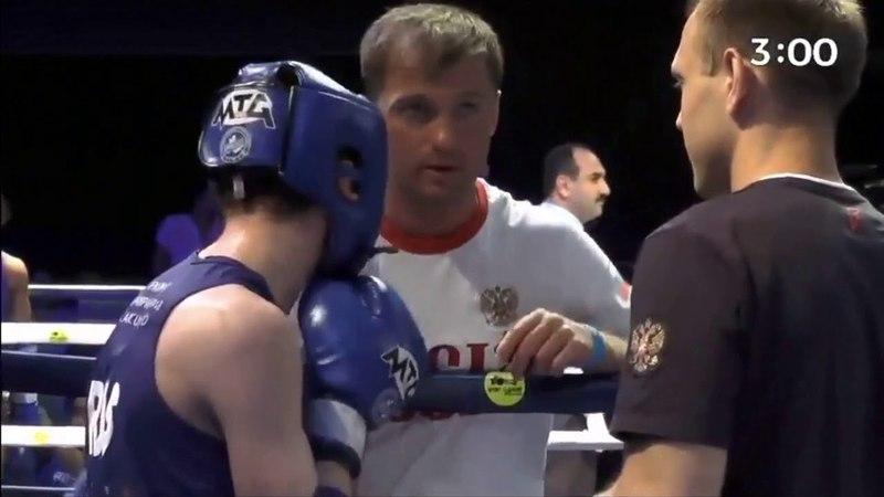 Ishan Galiyev KAZ vs Aik Begian RUS