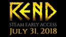 Rend Early Access Date Announcement