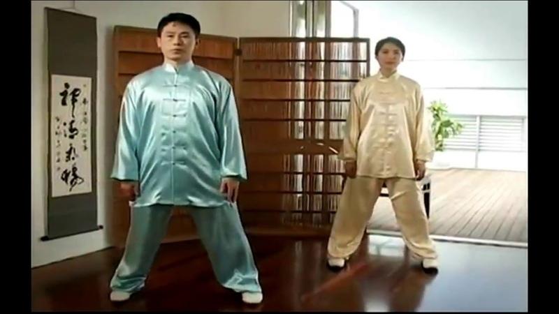 DAILY-14mins-Qigong Warmup Shaolin BaDuanJin [8 Brocades] by Fanny Ng