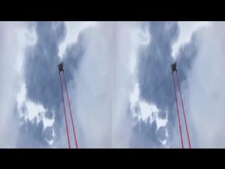 Видео для очков VR погоня за нло