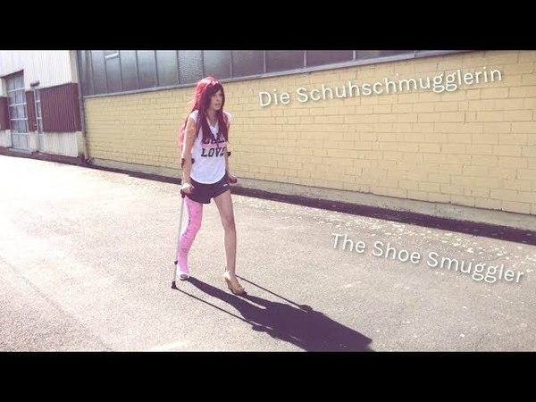 Die Schuhschmugglerin – Ein Gips-Krimi | ALEXANDRA FOOTAGE (A Cast Crime Story)