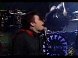 I'm not OKAY live at Letterman- My Chemical Romance