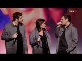 Patrick Fiori, Marc Lavoine, Jenifer - Parler
