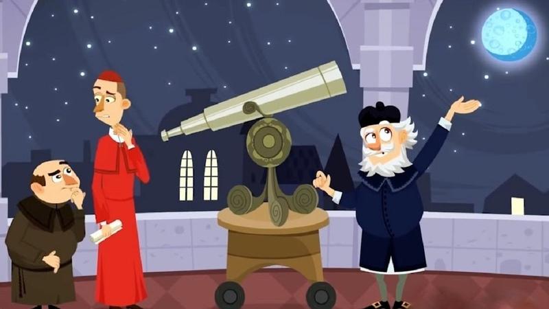 Фиксики - О телескопе (Телескоп) / fixiki