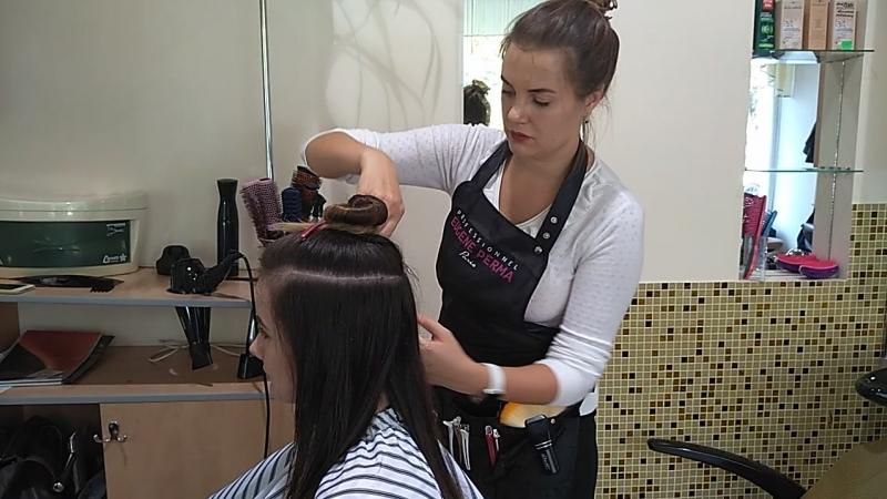 Стажировка парикмахеров. Интенсивная практика