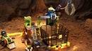 LEGO Power Miners Claw Catcher 8190 to LavaTraz 8191