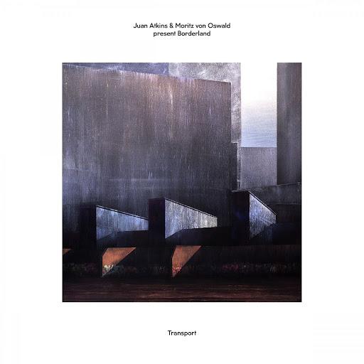 Инфинити альбом Juan Atkins & Moritz von Oswald Present Borderland: Transport