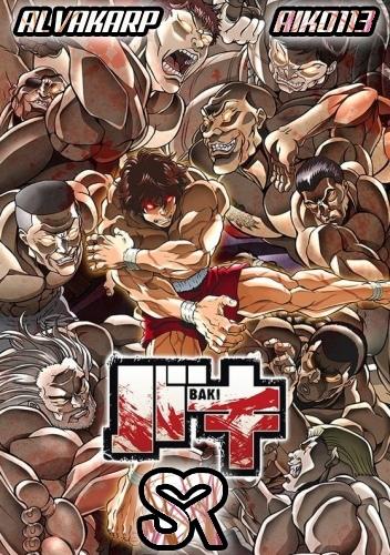 Баки / Baki (Хирано Тошики) [ONA] [1-12 из 26] [Без хардсаба] [JAP, SUB] [2018, боевые искусства, спорт, WEBRip] [720p]