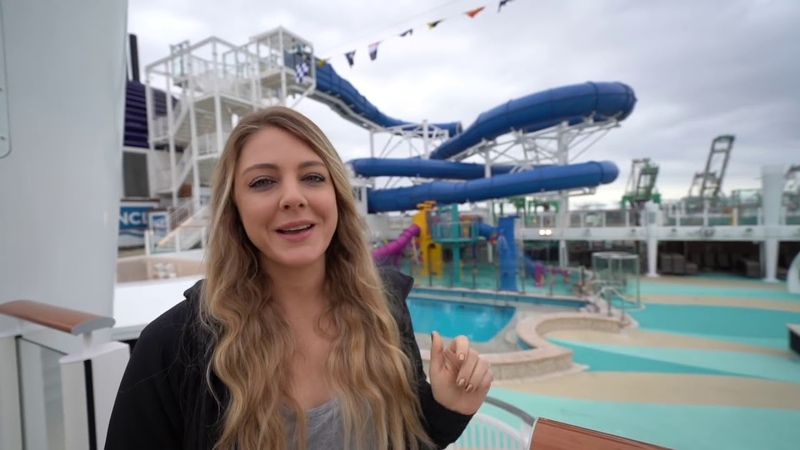 Norwegian Bliss Cruise 10 Highlights on the Ship