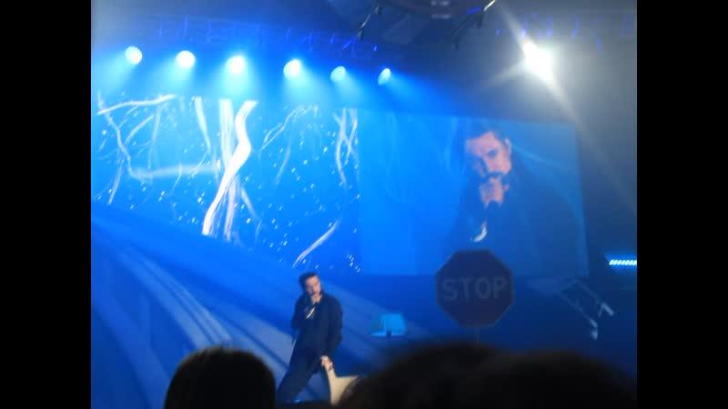 Дима Билан - Falcon club Arena, Минск, 15 апреля 2019