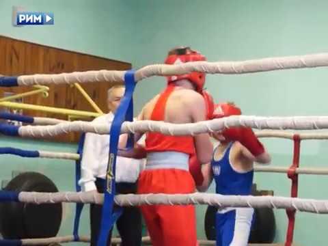 Городской турнир по боксу на призы Деда Мороза. Панорама 8 января 2018