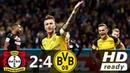 Bayer Leverkusen VS Dortmund 2:4 All goals Highlights 29/09/2018 Bundesliga HD