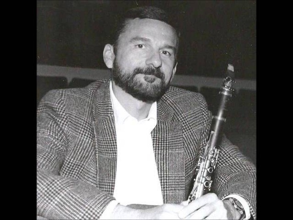 Saturn by Alan Hovhaness -- Stephen Clark, Clarinetist, 1994 Live Performance