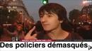 Mélenchon : il y a des policiers casseurs