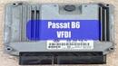 Вычитьать PIN из блока управления VW PAssat B6 или отключить иммобилайзер с помощью FVDI
