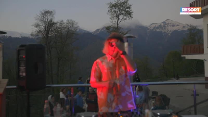 Vadim Bukharov sunset mix @ Green Flow for Resort United