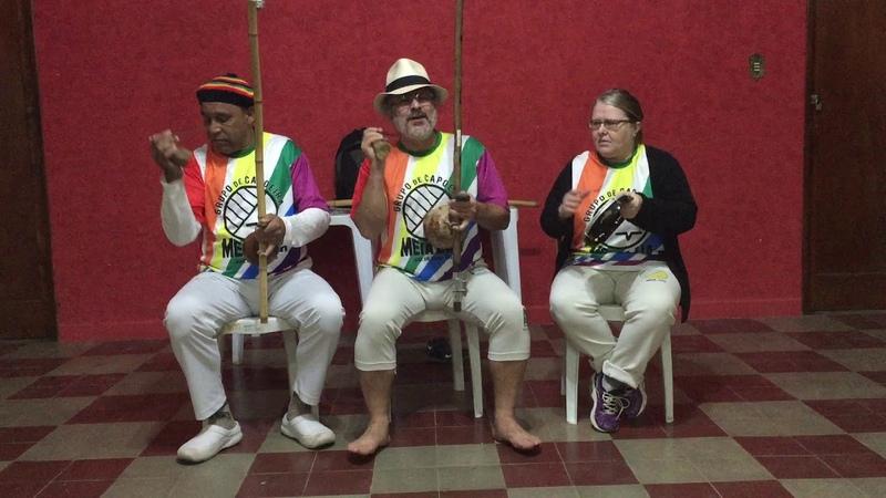 UNICAPOEIRA: Meia Lua/26abr62. Clube Cultural Tiguera. Polêmico, Pintor, Salete, Ana, Jorge. 22ago18