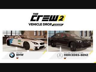 The Crew 2 January Vehicle Drop Trailer Ubisoft [NA]