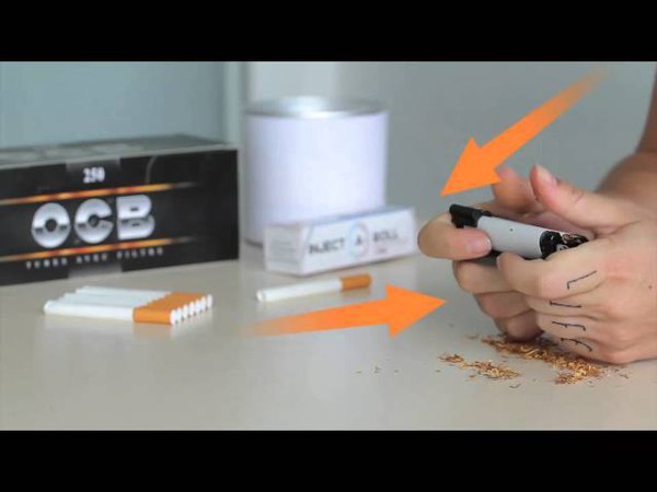 Inject-A-Roll® Instructions - Innovative concept by OCB®