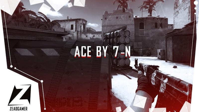 ACE by 7-N | de_mirage [CS:GO]