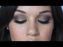 Bronzy Smoky Eye Makeup Tutorial RECREATED Eman