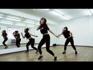 MILLENIUM // DANCEHALL // ЭЛДЖЕЙ - 360 // Choreography by SONYA IVACHEVA // КИРОВ