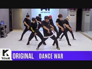 [10.12.2018] Rocky (ASTRO) @ DANCE WAR MMA Performance