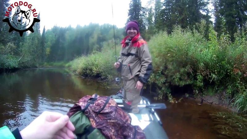 Сплав 09.18 | Архангельск | Рыбалка на хариуса