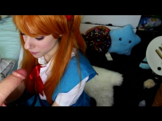 [manyvids] lаnа rаin - asuka convinces herself its just 4 money (neon genesis evangelion)