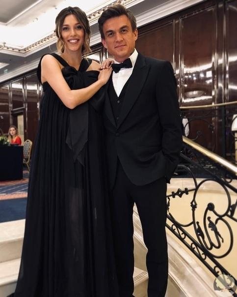 Регина Тодоренко и Влад Топалов на балу