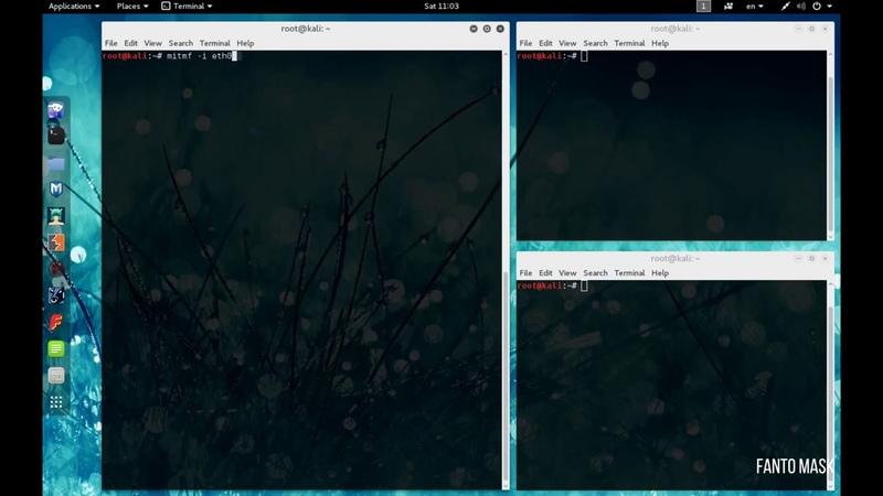 Заменяем содержимое в html контенте (MITMf replace) в Wi Fi сетях