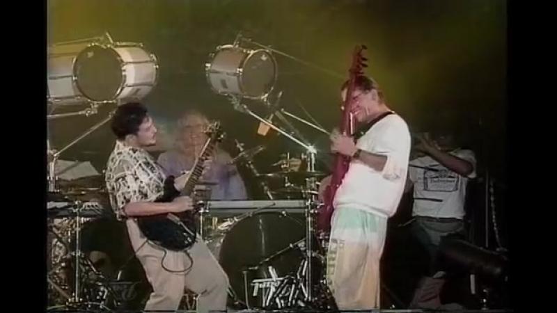 Kazumi Watanabe Killowatt Trio Great Jazz Festival July 30 1989 part 2 of 2