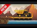 Мультик игра про машинки для детей 2 серия / Cartoon game about cars for children 2 series