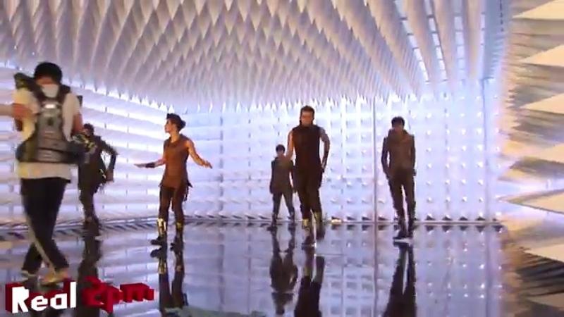 [Real 2PM] 2PM MV Behind the Scenes (MV 촬영이야기1~)