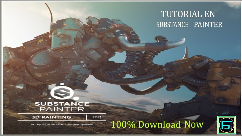 How To Download And Install Substance painter
