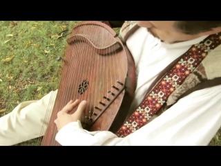 П.И.Чайковский - Русский танец из балета Лебединое озеро... на гуслях!! Лебеди РЕАЛЬНО танцуют!!!