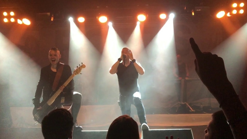 Poets of the Fall - Carnival of Rust @ Rock City, Nottingham 13.10.2018