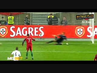 Моменты когда игроки забили гол после промаха пенальти