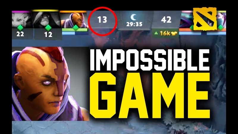 How Focus the Right Hero Can Make You Win IMPOSSIBLE Game Top Rank Anti-Mage Comeback Dota 2