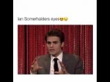 Ian Somerholders eyes | Instagram
