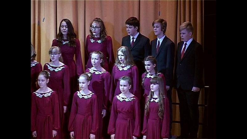 Старший хор хорового отделения