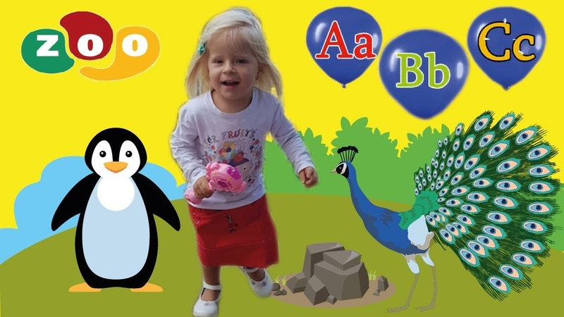 ABC Alphabet Animals and Zebra /playlist songs for kids remix /learn english grammar en homeschool