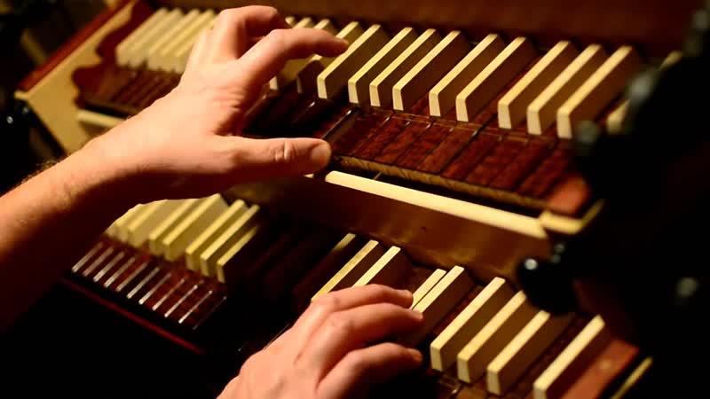 727 J. S. Bach - Miscellaneous chorale preludes Herzlich thut mich verlangen, BWV 727 - Riccardo C. M. Maccarrone