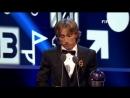 Лука Модрич церемония ФИФА 2018 Лучший игрок