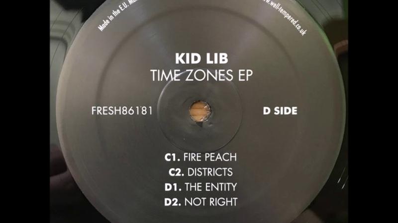 Kid Lib - Districts