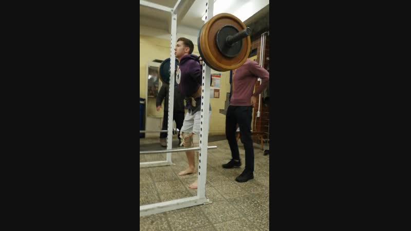 Ольха. 130 кг. Собств.вес 73,15 кг.