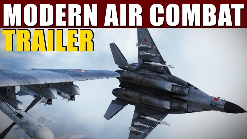 Modern Air Combat by Eagle Dynamics Coming this Autumn!