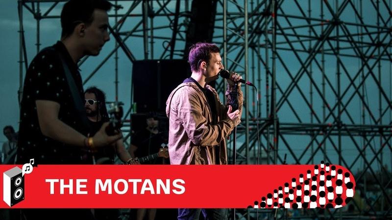 The Motans la Europa FM LIVE pe Plaja 2018 - Concert integral