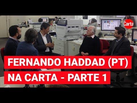 PT nunca colocou cálculo eleitoral acima da defesa de Lula, diz Haddad | PARTE 1