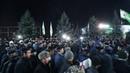 Зикр в Магасе во время протестов. Ингушетия, Кавказ, ингуши, кавказцы.